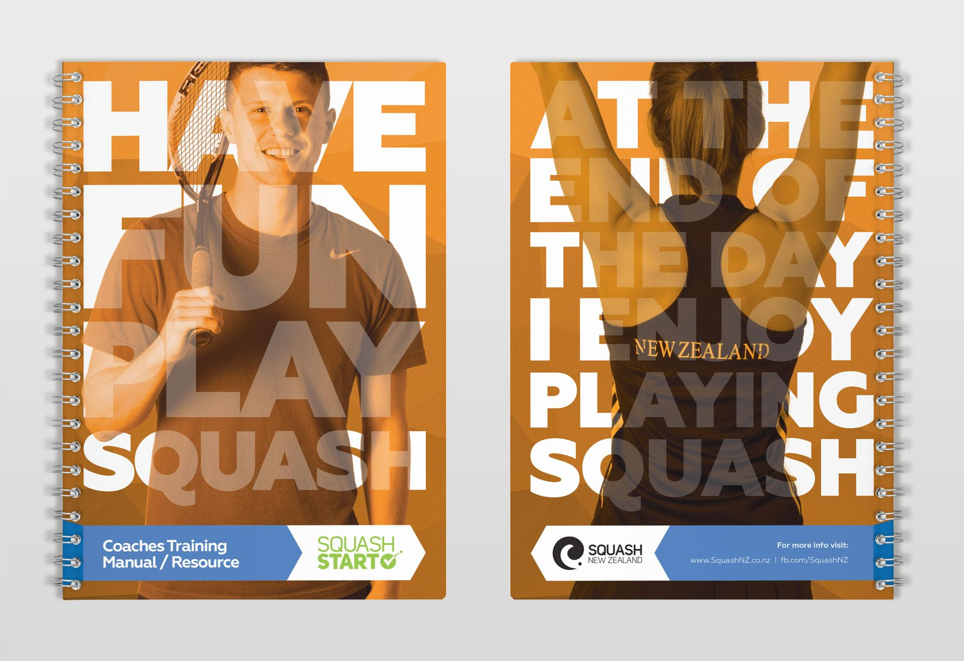 Squash New Zealand Programmes image