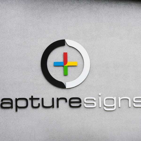Capture Signs Branding