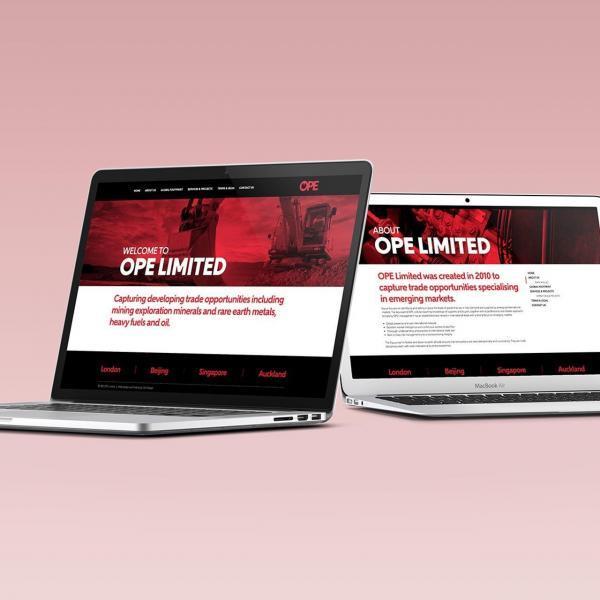 OPE Limited Website