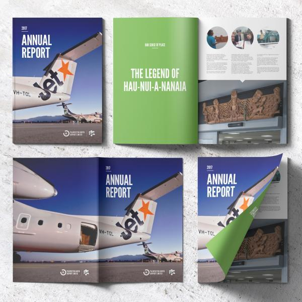 Palmerston North Airport Annual Reports