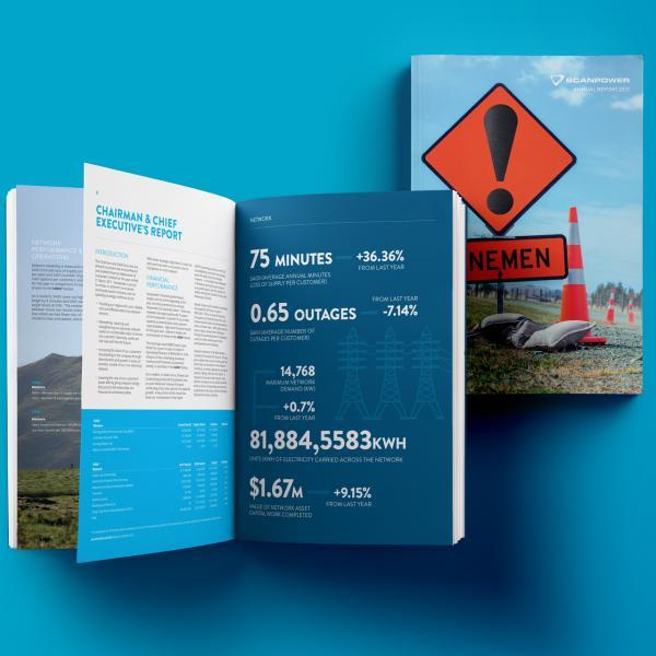 Scanpower Annual Reports