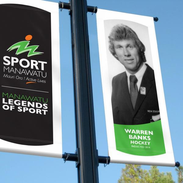 Sport Manawatu Legends of Sport